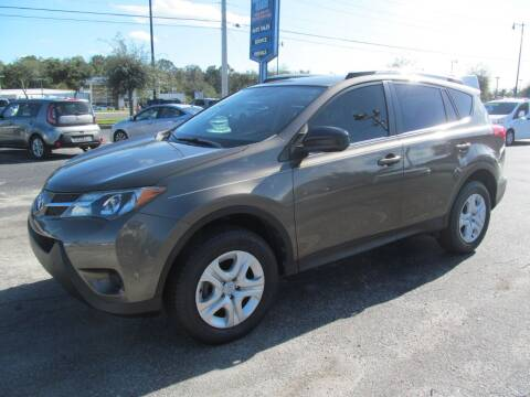 2014 Toyota RAV4 for sale at Blue Book Cars in Sanford FL