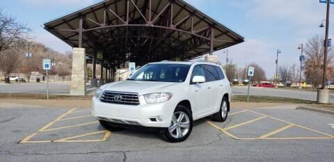 2009 Toyota Highlander for sale at D&C Motor Company LLC in Merriam KS