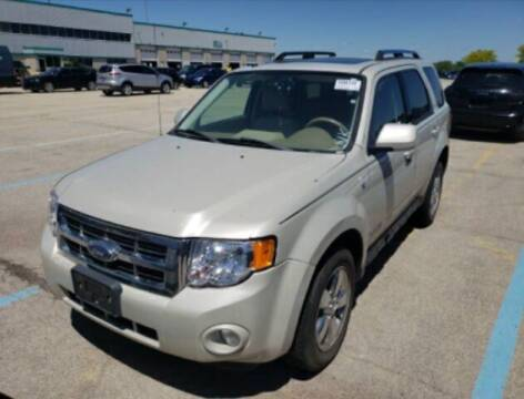 2008 Ford Escape for sale at HW Used Car Sales LTD in Chicago IL