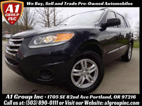 2012 Hyundai Santa Fe for sale at A1 Group Inc in Portland OR