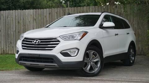 2014 Hyundai Santa Fe for sale at Hidalgo Motors Co in Houston TX