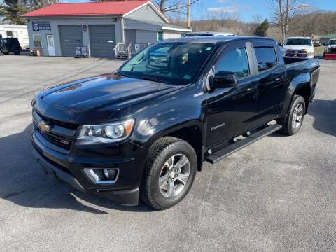 2016 Chevrolet Colorado for sale at Alexandria Auto Mart LLC in Alexandria PA