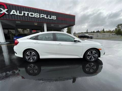 2017 Honda Civic for sale at Ralph Sells Cars at Maxx Autos Plus Tacoma in Tacoma WA