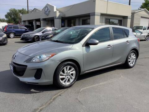 2013 Mazda MAZDA3 for sale at Beutler Auto Sales in Clearfield UT