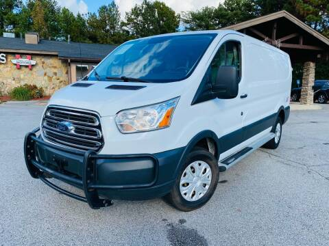 2015 Ford Transit Cargo for sale at Classic Luxury Motors in Buford GA