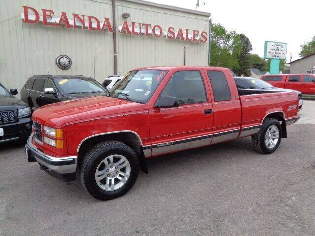 1995 GMC Sierra 1500 for sale at De Anda Auto Sales in Storm Lake IA