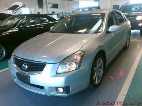 2007 Nissan Maxima for sale at Auto Wholesalers Of Rockville in Rockville MD