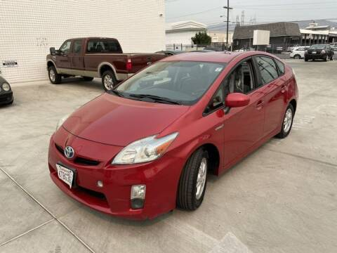 2011 Toyota Prius for sale at Hunter's Auto Inc in North Hollywood CA