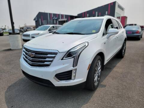2017 Cadillac XT5 for sale at Snyder Motors Inc in Bozeman MT