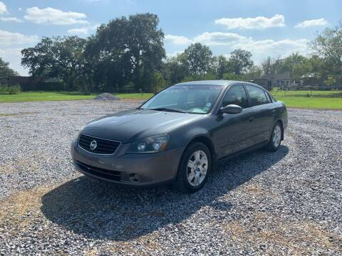 2006 Nissan Altima for sale at Bayou Motors Inc in Houma LA