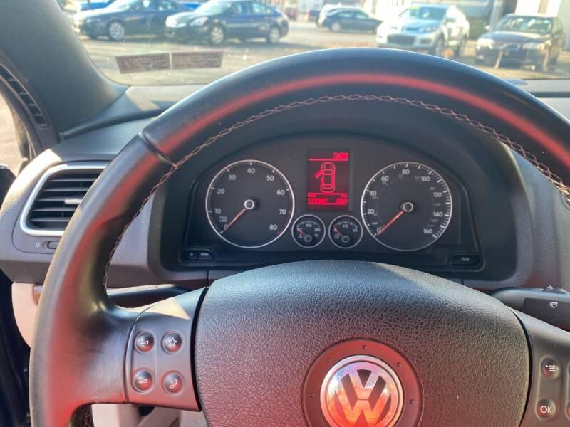 2007 Volkswagen Eos 2.0T 2dr Convertible (2L I4 6A) - Bethlehem PA