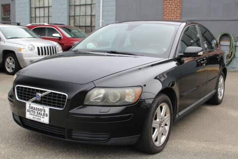 2006 Volvo S40 for sale at Grasso's Auto Sales in Providence RI