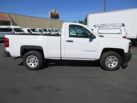 2015 Chevrolet Silverado 1500 for sale at Norco Truck Center in Norco CA