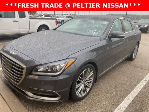 2018 Genesis G80 for sale at TEX TYLER Autos Cars Trucks SUV Sales in Tyler TX
