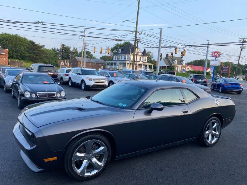 2014 Dodge Challenger for sale at Masic Motors, Inc. in Harrisburg PA