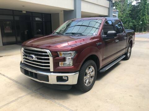 2015 Ford F-150 for sale at Village Wholesale in Hot Springs Village AR