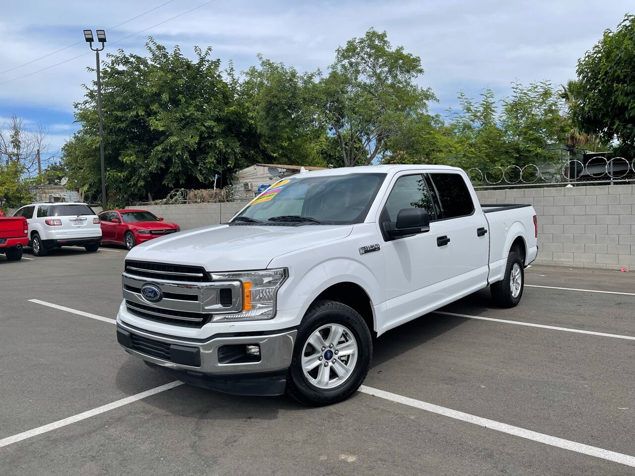 Pre-Owned 2018 Ford F-150 XLT Pickup 4D 5 1/2 ft Pickup Truck