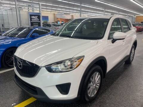 2014 Mazda CX-5 for sale at Dixie Motors in Fairfield OH