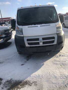 2014 RAM ProMaster Cargo for sale at El Rancho Auto Sales in Marshall MN