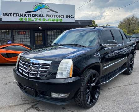 2007 Cadillac Escalade EXT for sale at International Motors Inc. in Nashville TN