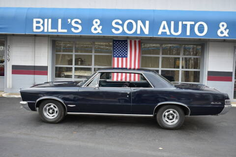 1965 Pontiac GTO for sale at Bill's & Son Auto/Truck Inc in Ravenna OH