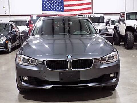 2014 BMW 3 Series for sale at Texas Motor Sport in Houston TX
