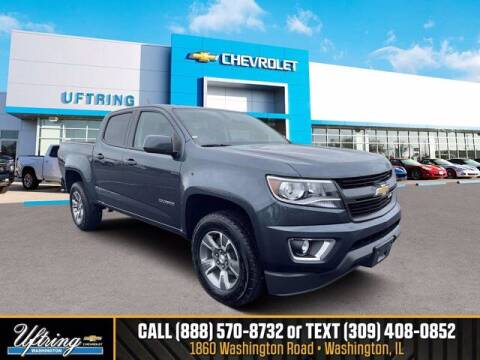 2019 Chevrolet Colorado for sale at Gary Uftring's Used Car Outlet in Washington IL