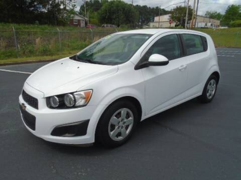 2015 Chevrolet Sonic for sale at Atlanta Auto Max in Norcross GA