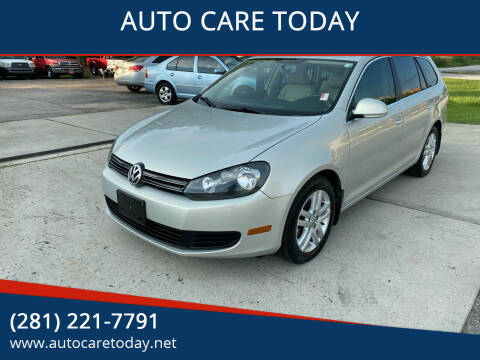 2010 Volkswagen Jetta for sale at AUTO CARE TODAY in Spring TX