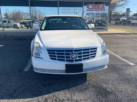 2010 Cadillac DTS Pro for sale at Carz Unlimited in Richmond VA