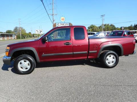 2007 Chevrolet Colorado for sale at O K Used Cars in Sauk Rapids MN