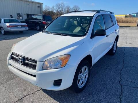 2012 Toyota RAV4 for sale at Brewster Used Cars in Anderson SC