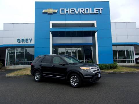 2015 Ford Explorer for sale at Grey Chevrolet, Inc. in Port Orchard WA