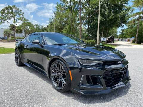 2018 Chevrolet Camaro for sale at Global Auto Exchange in Longwood FL