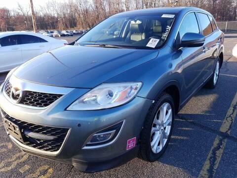 2011 Mazda CX-9 for sale at Cj king of car loans/JJ's Best Auto Sales in Troy MI