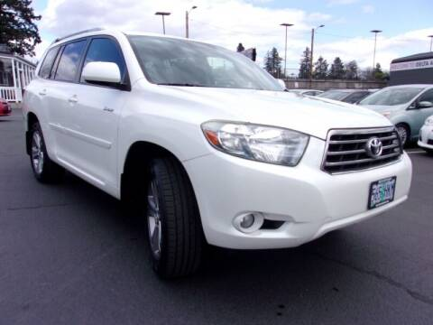 2009 Toyota Highlander for sale at Delta Auto Sales in Milwaukie OR