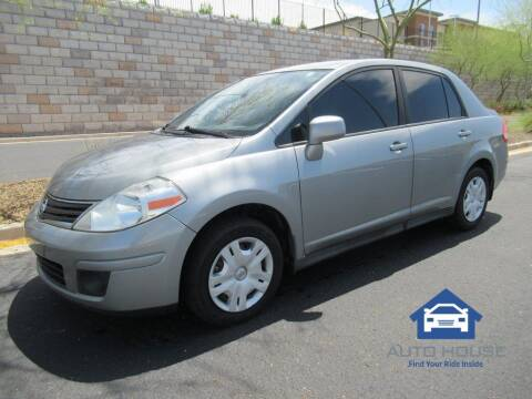 2011 Nissan Versa for sale at AUTO HOUSE TEMPE in Tempe AZ