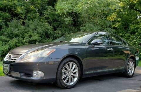 2011 Lexus ES 350 for sale at The Motor Collection in Columbus OH