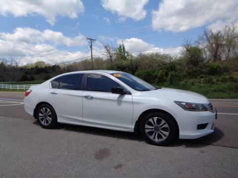 2013 Honda Accord for sale at Car Depot Auto Sales Inc in Seymour TN