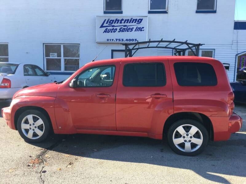 2009 Chevrolet HHR for sale at Lightning Auto Sales in Springfield IL