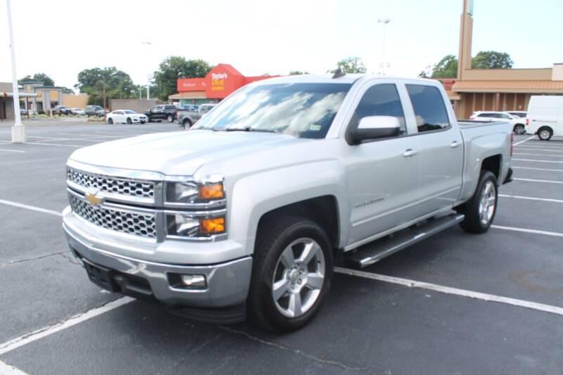 2015 Chevrolet Silverado 1500 for sale at Drive Now Auto Sales in Norfolk VA