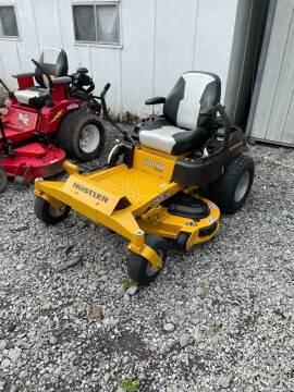 "2021 Hustler RaptorSDX48""W/19Hrs for sale at Ben's Lawn Service and Trailer Sales in Benton IL"