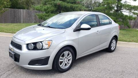2012 Chevrolet Sonic for sale at Nationwide Auto in Merriam KS