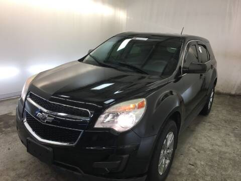 2014 Chevrolet Equinox for sale at Doug Dawson Motor Sales in Mount Sterling KY