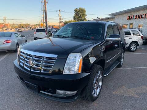 2007 Cadillac Escalade for sale at MFT Auction in Lodi NJ
