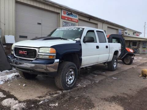 2004 GMC Sierra 1500 for sale at Troys Auto Sales in Dornsife PA