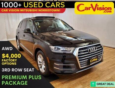 2018 Audi Q7 for sale at Car Vision Buying Center in Norristown PA