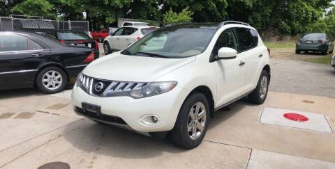 2010 Nissan Murano for sale at Barga Motors in Tewksbury MA
