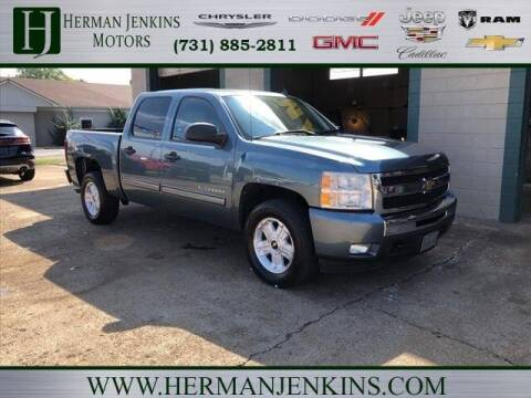 2010 Chevrolet Silverado 1500 for sale at Herman Jenkins Used Cars in Union City TN