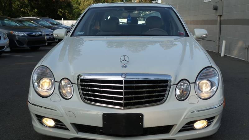 2008 Mercedes-Benz E-Class AWD E 350 4MATIC 4dr Sedan - Albany NY